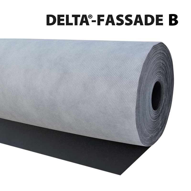 delta fassade uv bestendige wand en dakfolie brokers kunststoffen. Black Bedroom Furniture Sets. Home Design Ideas